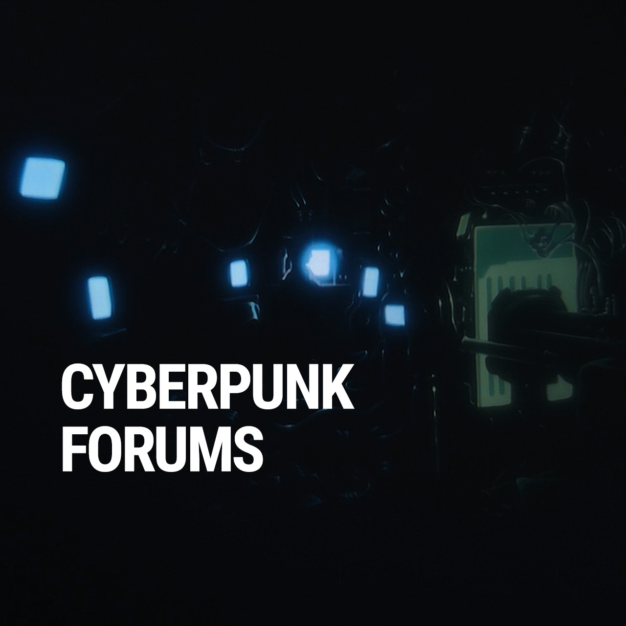 Cyberpunk Forums